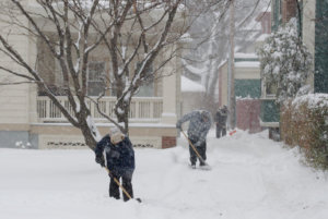 Shovelling Snow, Owen Sound, Grey-Bruce, Meaford, Chiropractic