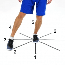 ankle proprioception, exercise, rehab