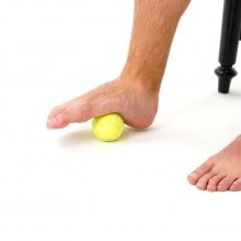 foot pain, massage